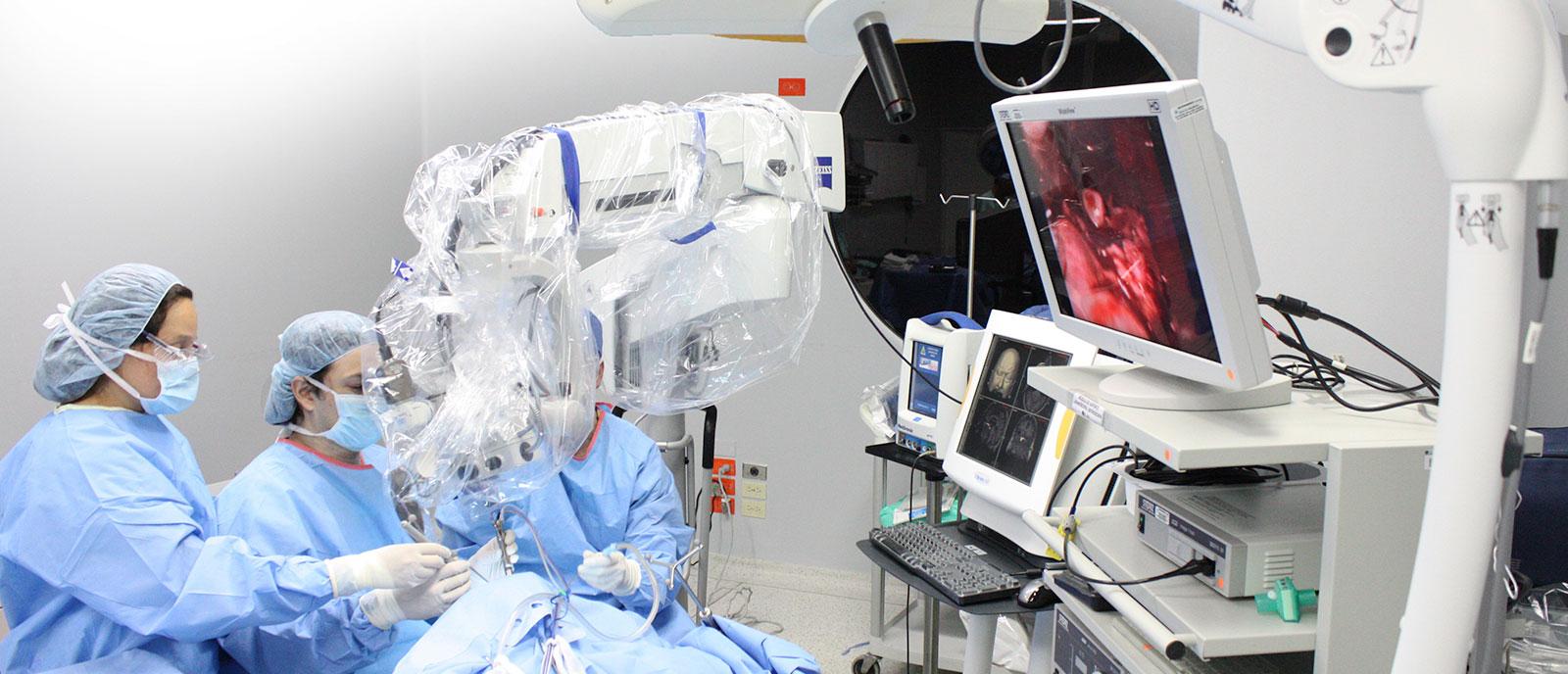 hematoma en la cabeza operacion