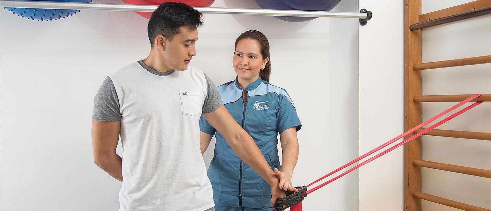 Rehabilitación y Medicina Física - Servicios a Pacientes - Centro ...