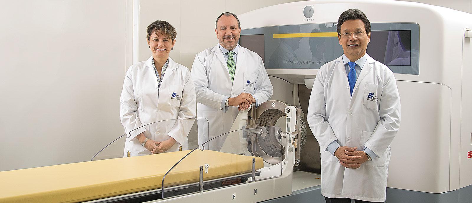 Radiocirugía y Cirugía Estereotáctica (Gamma Knife) - Servicios a ...