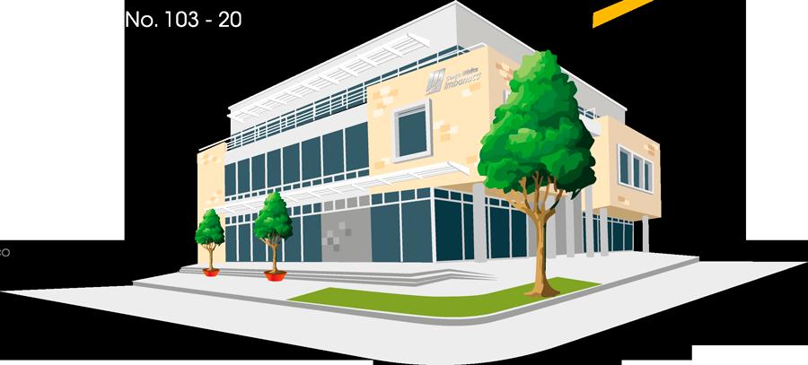 Sede ciudad jard n sedes centro m dico imbanaco for Centro medico ciudad jardin