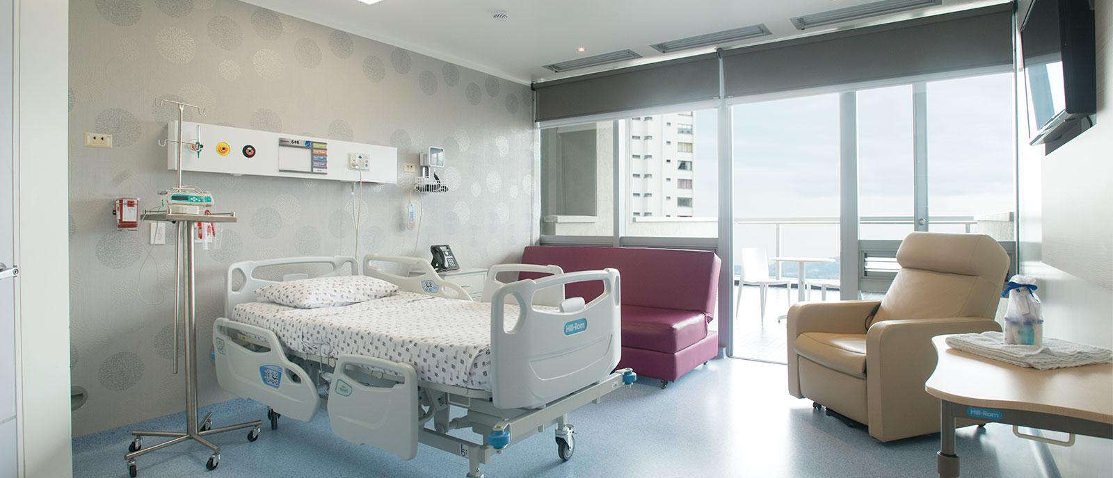 En Suite La Gi: Hospitalización Suites