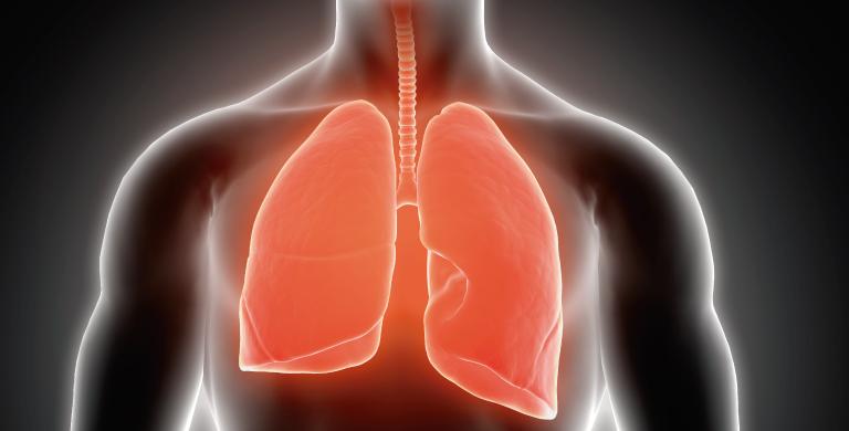 error en los pulmones